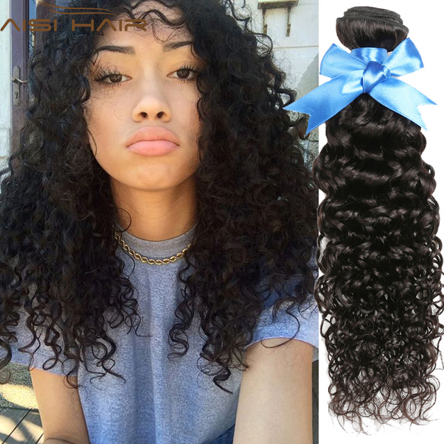 Peruvian Water Wave Virgin Hair 3pcs Lot Wet And Wavy Crochet