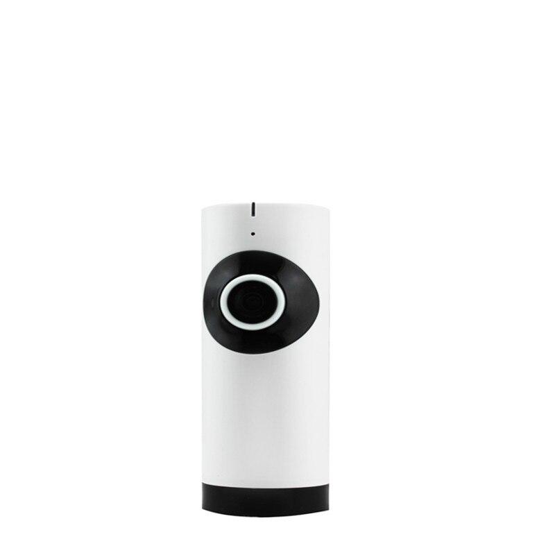 ФОТО HKES  VR 360 WIFI  IP Camera 720P 1.0MP 180 Degree Fisheye Mini VR Panoramic Camera Home Security Video Surveillance