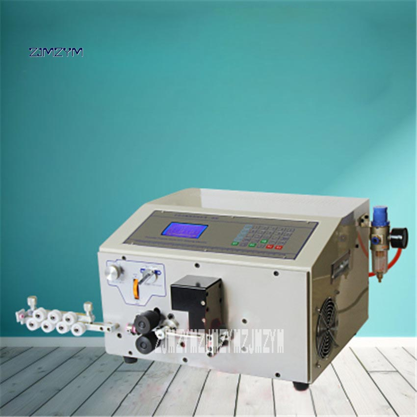 New BV16 Computer Automatic Wire Stripping Machine, Wire Cutting Machine, Wire Cutting , Bending & Stripping Machine 220V 500W
