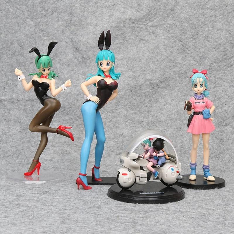 Dragon Ball Z Bulma Figure Anime New