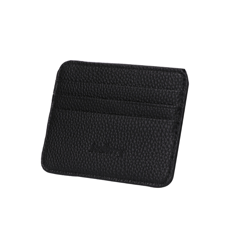 1PC Men's Business Pocket Slim Thin ID Credit Card Money Holder Wallet