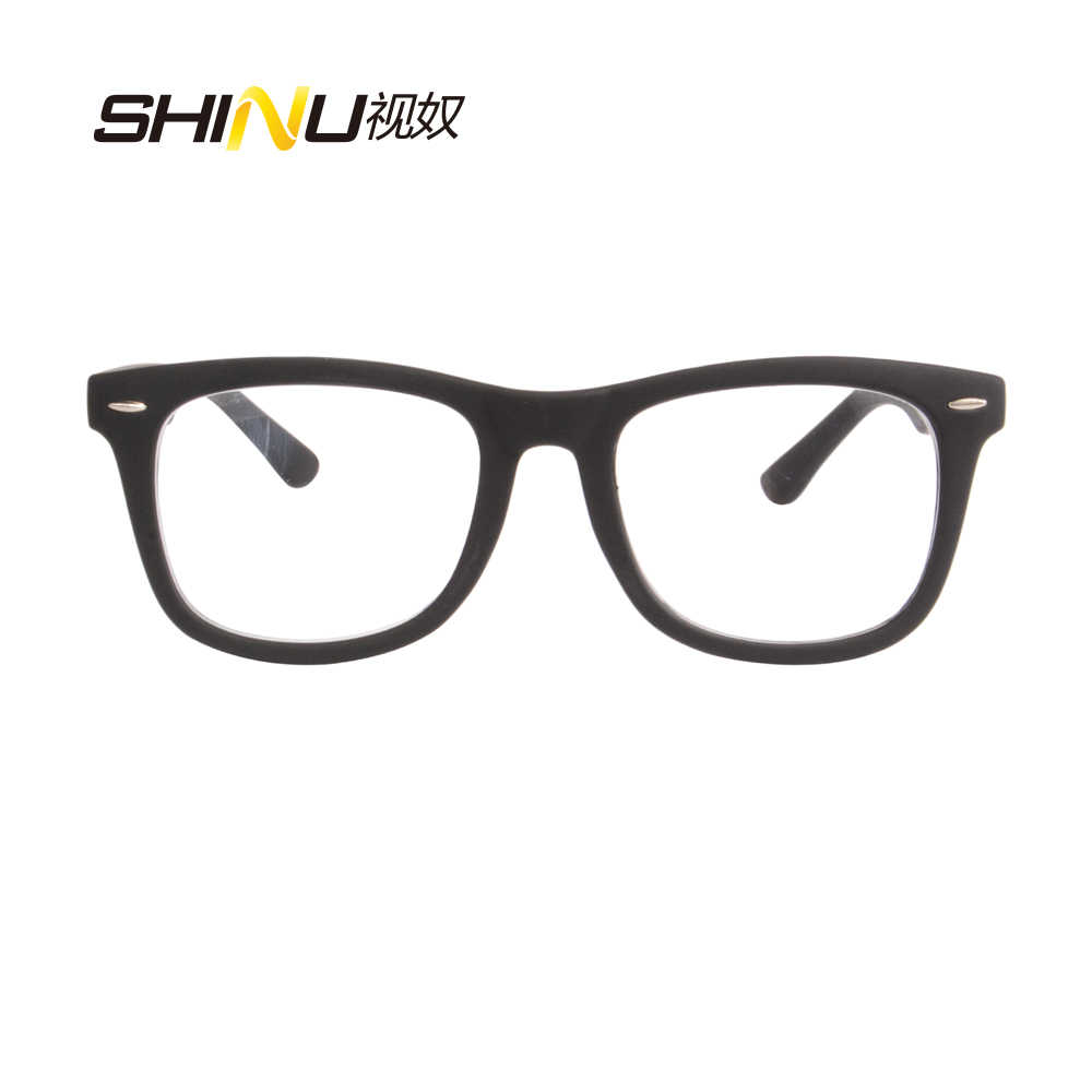 a120e660bc6c7 ... Popular Black Progressive Multifocal Reader See Far And Near Reading  Eyeglasses Bifocal Presbyopia Glasses Oculos De ...