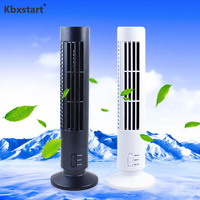Portable Desk Tower Mini Fan USB Bladeless Fans With Pedestal Electric Energy Saving Ventilation Air Cooling Fan Ar Condicionado