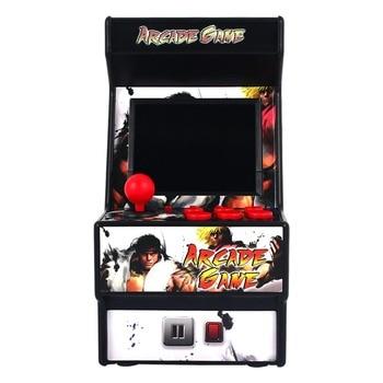 2.8'' Portable Retro Handheld Game Console 16-Bit Game Machine Mini Arcade Games Built-in 156 Classic Games for Kids 1