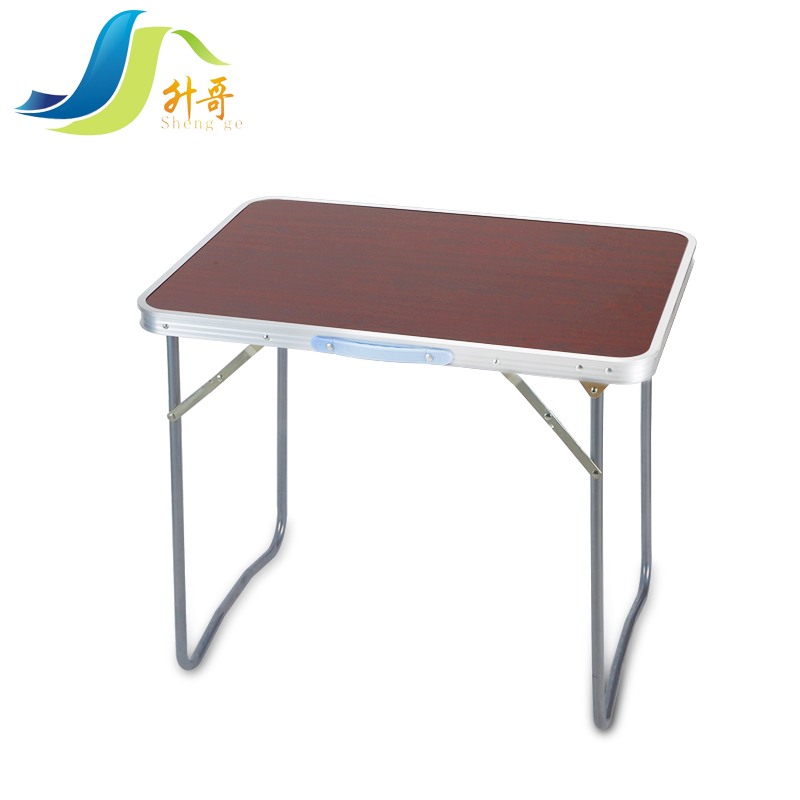 Aluminium Alloy Folding Table Table Computer Desk And Chair Students  Homework Outdoor Table Folding Tables Small And Light Pupil In Computer  Desks From ...