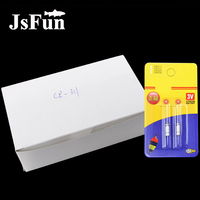 100PCS Electronic Fishing Float Battery CR311 For Night Fishing Luminous Float Battery LED Light Fishing Tackle