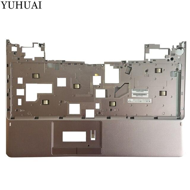 NEW laptop upper case shell for samsung NP350V5C NP355V5C 350V5C 355V5C 355V5X Palmrest COVER Pink