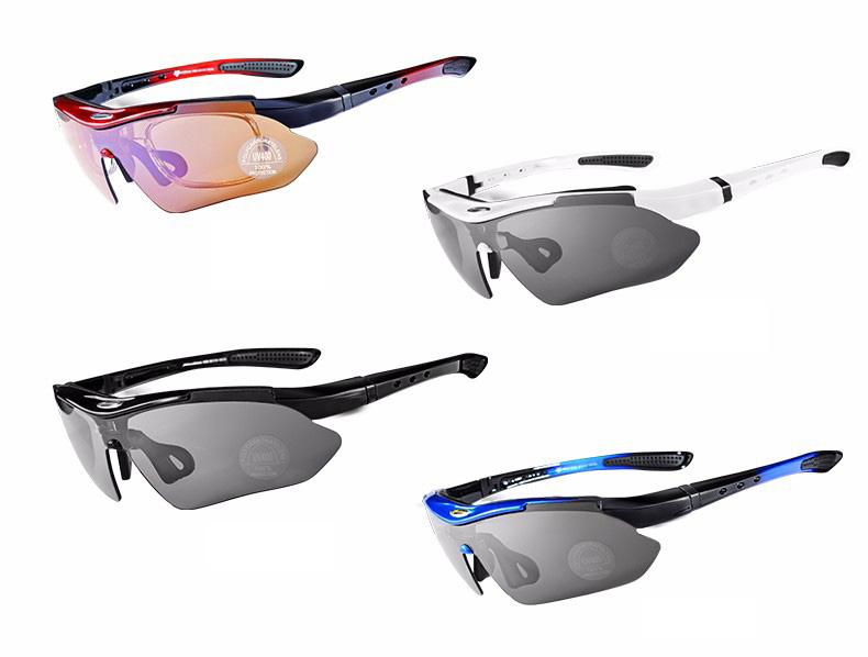 bc2a0549c5 Polarized Sports Men Sunglasses - Road Cycling Glasses   Mountain ...