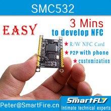 karta 1443A/B /IEC NFC/R/W