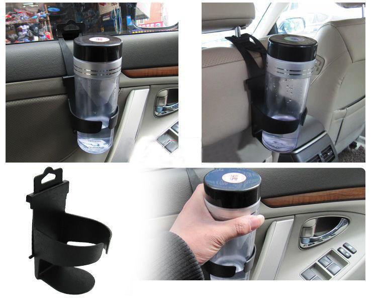 Hot Useful Universal Door Seat Clip Mount Drink Bottle Cup Holder Car Truck Boat New A3009008