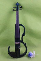New 4 string 4/4 Electric violin Solid wood hand guitar neck good jack