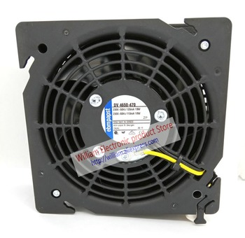 New Original EBMPAPST DV 4650-470 230V-50HZ 110MA 18W 120mA 19W Deivce Cooling fan