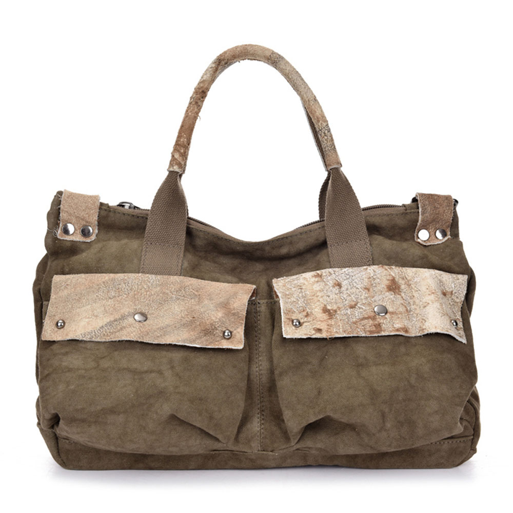 ФОТО Fashion Casual Men Canvas Satchels Large Capacity Messenger Bags High Quality Durable Women Canvas Handbags