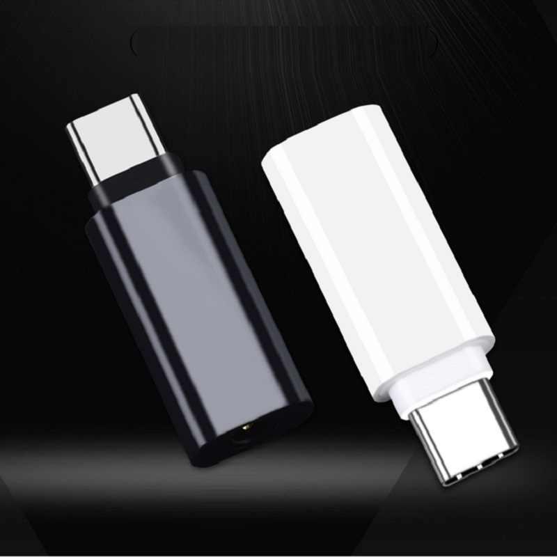 USB tipo C a 3,5mm auricular adaptador de Cable de USB-C a 3,5mm Jack Aux Cable para Letv 2 2pro max2 Pro 3 Xiaomi 6 liberación