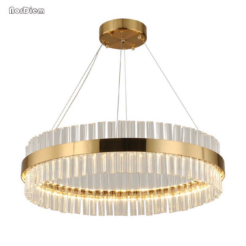 LED Modern Pendant Lights Lamp for living dining room 4/3/2/1 acrylic circle ring Lamp Lighting Kitchen hanging Lamp fixture led modern pendant lights lamp for living room dining room 4 3 2 1 circle ring acrylic led lighting kitchen hanging lamp fixture