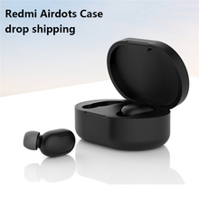 Drop Shipping Arrival Silicone Protective Cover Earphone Cas
