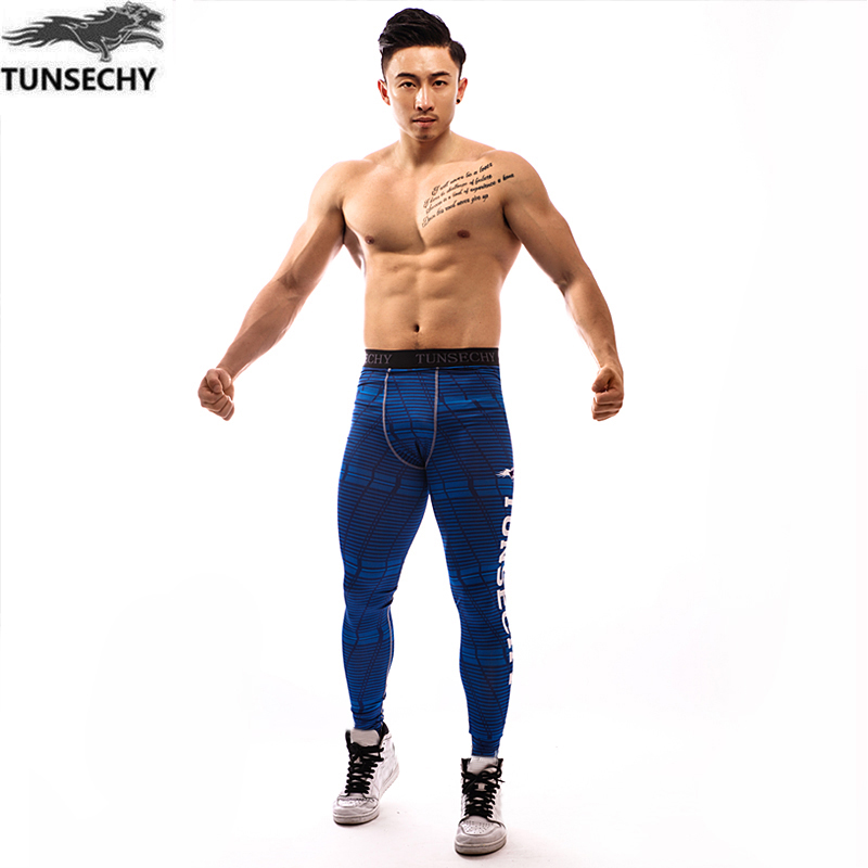 TUNSECHY Winter Top Quality New Thermal Underwear Men Underwear Compression Quick Drying Thermo Underwear Men Long Johns(China)