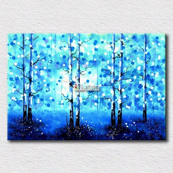 Majorelle Blue Oil Paint