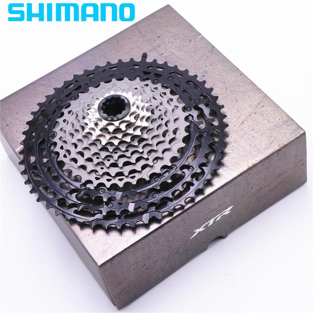 SHIMANO XTR M9100 12 s 12 Vitesse VTT Vtt Cassette Pignon 10-51 t 10-45 t