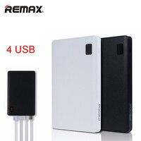 Remax Proda Notebook Mobile Power Bank 30000 MAh 4 USB External Battery Charger Universal External Battery
