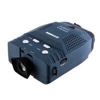 ZIYOUHU цифровой ночного видения все черные инфракрасные ночного видения низкой освещенности HD Ночные очки инфракрасные нетепловые изображен