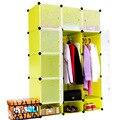 15 Кубов детская Одежда И Пластик Сочетание Хранения Diy Шкаф Организатор Дешевые Установлены Переносные Шкафы