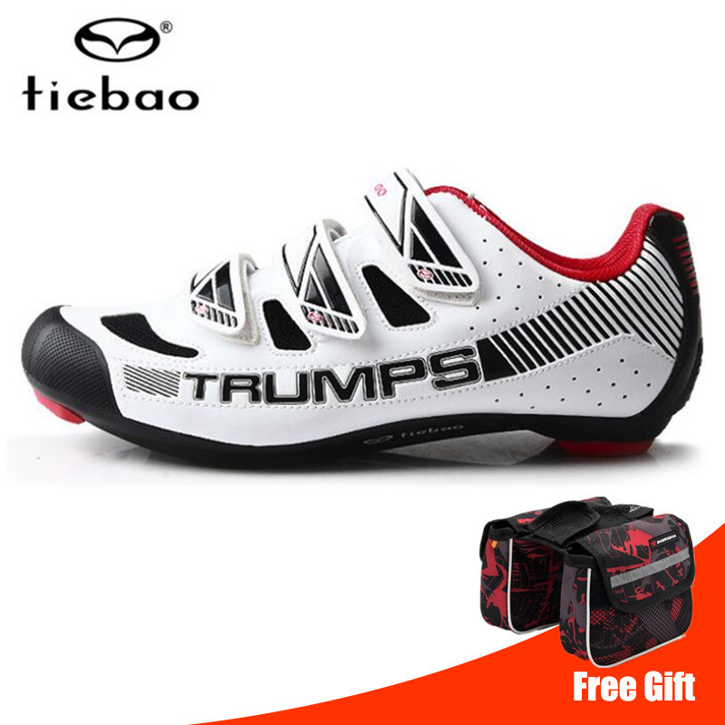 Tiebao Cycling Shoes Men 2019 Breathable Road Bike Sapatilha Ciclismo Triathlon zapatillas deportivas mujer  Bicycle ShoesTiebao Cycling Shoes Men 2019 Breathable Road Bike Sapatilha Ciclismo Triathlon zapatillas deportivas mujer  Bicycle Shoes