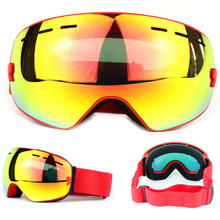 Adults wearable myopia glasses cool fashion motorcycle goggles and ski windproof