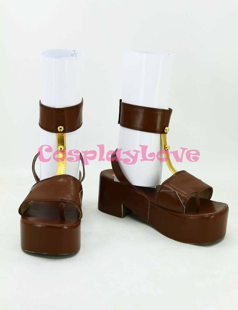 83eeb8e5737 Custom Made Japanese Anime Fire Emblem Hilda Cosplay Boots Shoes For Halloween  Christmas