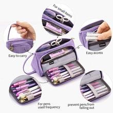 Büyük kapasiteli kız saklama çantası seyahat organizatör kozmetik saklama çantası s için taşınabilir seyahat el çantası Orgnazer makyaj kutusu 2019