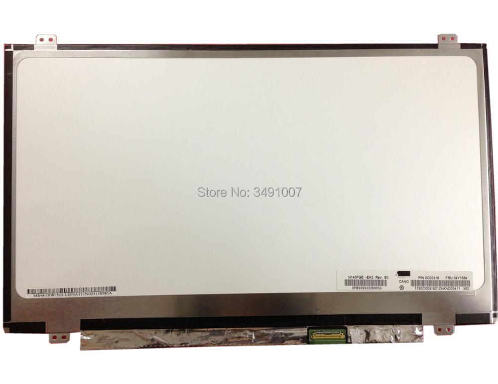 N140FGE-EA2 fit N140FGE-E32 B140RTN02.3 B140RTN03.0 eDP 30 Pin LCD Display n116bge ea2 e42 e32 eb2 fit b116xtn01 0 m116nwr1 r7 30pins left right ears edp