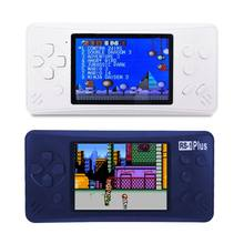 Handheld Game Console for Kids Adults RS-1 Portable 218 Games 3.5 Inch USB Charge Video Games Player(China)