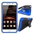 Подставку Мобильный Телефон Случаях Для Huawei Y5 II Y6 ii Compact Y6 ii МИНИ CUN-U29 Honor 5А LYO-L21 Y5 2 Y5 2-й 5.0 дюймов Крышка щит