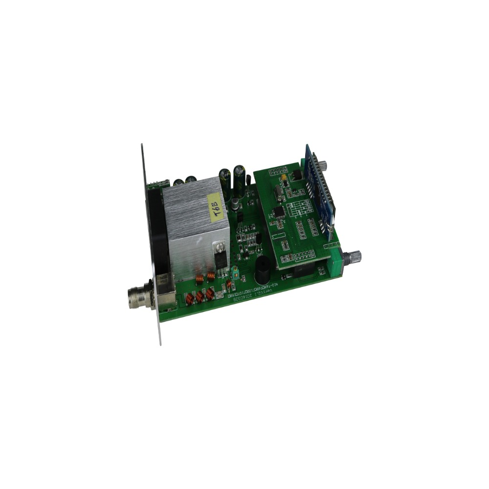 Free Shipping 1w 6w Nio T6b Professional Fm Radio Transmitter Pcb Circuit 76mhz To 108mhz Adjustable In Tv Broadcast Equipments From Consumer Electronics On