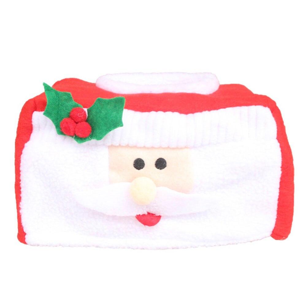Neue Weihnachten Stil Weihnachtsmann Gürtel Fühlte Tissue Box Fall ...
