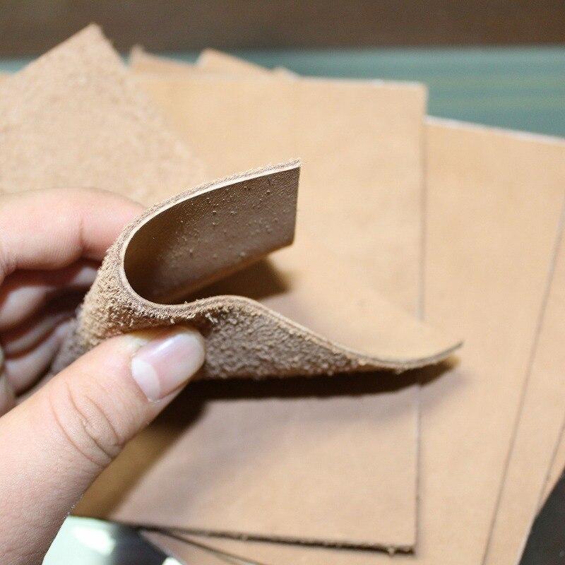 На Растяжение Материал желтый коричневый кожаный первый слой кожи кусок кожи небольшой кожа верхний предел деформации