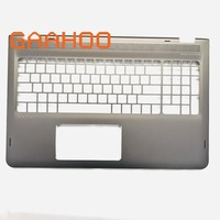 Brand new original laptop case For HP ENVY X360 M6 AQ M6 AR004dx M6 AQ005dx 15 AQ 15 AQ000nr 856800 001 US/UK palmrest GRAY