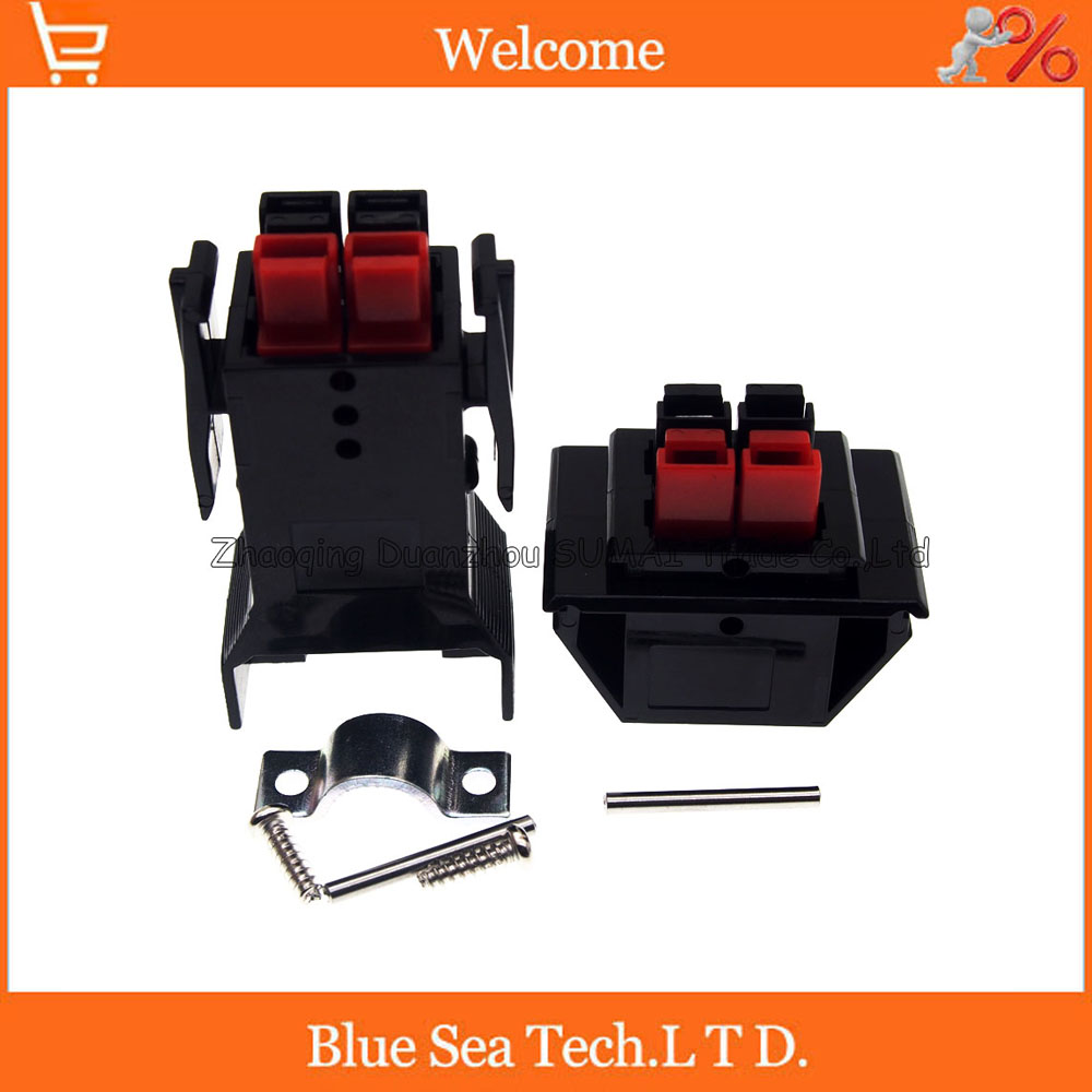 4 Pin/poles/wire New 30A 600V PCB Power Connector module Battery Plug socket kits,4 core UPS power module 1 sets new 1pin 120a 600v power connector battery plug male