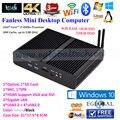 Htpc Mini PC Windows 10 Intel Core i7 4500u Linux 4 GB RAM 320 GB HDD 16 GB SSD para XBMC jogo 3D 1080 P PC sem ventilador