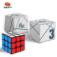 High Quality Magnetic YJ YongJun MGC Magic cube 3x3x3 Professional Puzzle cube Speed Twist Puzzle Toys For Children Neo Cube