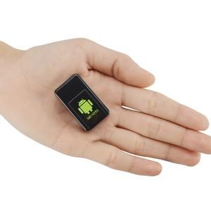 Image 2 - GSM/GPRS di Rete GF 08 MMS Video Parlare Locator Super Mini Formato Locator 3.7 v 400 mah Li Ion batteria