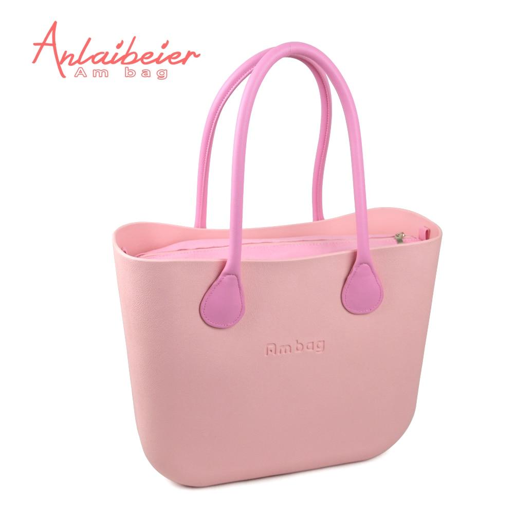 Здесь продается  ANLAIBEIER Classic Ambag EVA Bag with Colourful Waterproof Canvas Insert Inner Pocket Long Rope Leather Handle   Камера и Сумки