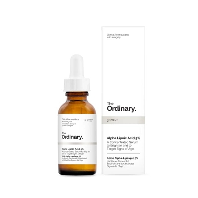 купить THE ORDINARY alpha lipoic acid 5% a highly-stable, water-free alpha lipoic acid