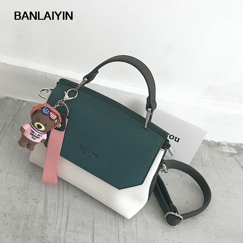 e807fae587d7 2017 Bolsos Mujer Trapeze Smiley Tote Bag Luxury Brand artificial Leather  Women Handbag Shoulder Bag Crossbody Bags USD 18.53 piece 2017 New High  Quality ...
