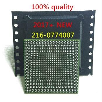 Envío Gratis 100% nuevo 216-0774007, 216, 0774007 DC2017 + Chip es 100% de buena calidad IC con chipset BGA