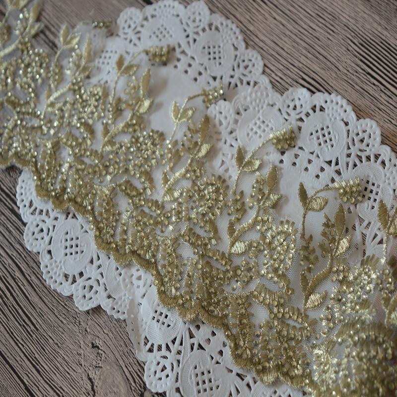 Lace Market 2 Metres 35mm 3.5cm Width White Lace Trim Trimming