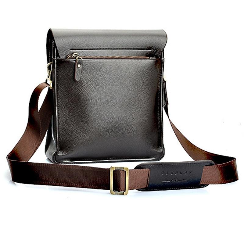 Aliexpress.com : Buy Designer Man bags Crossbody Bags leather men ...