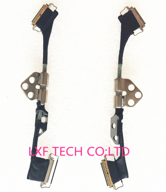 "Genuine For Macbook Pro Retina 13""15'' A1502 a1398 A1370 A1466 A1369 A1425 LCD Screen Flex Cable With Hinge"