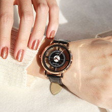 Transparent Dial Watches