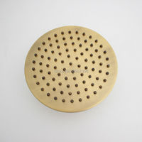 Free Shipping Wholesale & Retail 8 Round Shape Bathroom Antique/Black Rain Shower Home Improvement Brass Head Shower GI1327